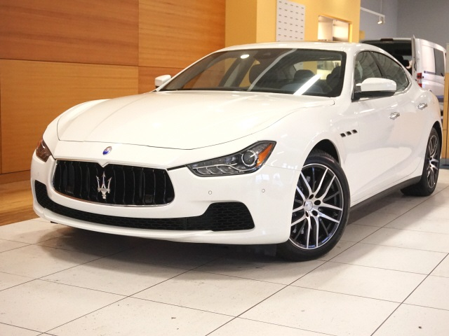 New 2017 Maserati Ghibli S Q4 4d Sedan In North Olmsted